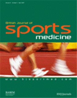 British Journal of Sports Medicine, выпуск № 8-4 ()