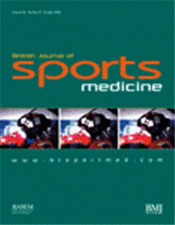 British Journal of Sports Medicine, выпуск № 6-10 ()
