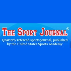 The Sport Journal, выпуск № 8-4 ()