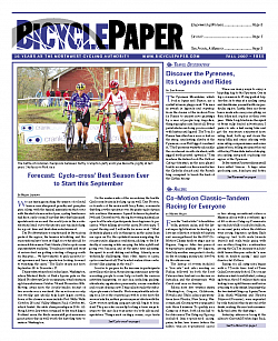 Bicycle Paper, выпуск № 7 (36)
