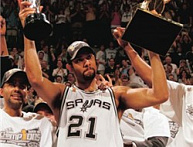 The Offensive Sets Of The San Antonio Spurs, NBA Champions 2005