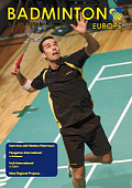 Badminton Europe e-magazine, выпуск № 8 ()