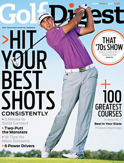 Golf Digest Magazine, выпуск № 2
