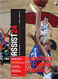 FIBA Assist Magazine, выпуск № 24