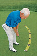 Think Of A High Draw On Putts