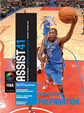 FIBA Assist Magazine, выпуск № 41