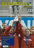 Badminton Europe e-magazine, выпуск № 10 (10)